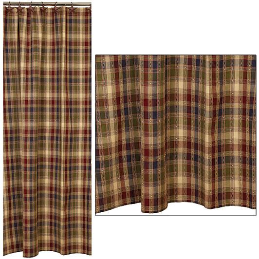 Country Home Shower Curtains Curtain Menzilperde Net